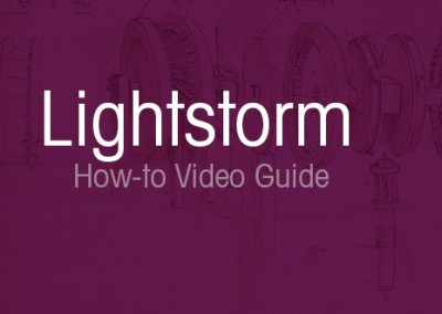 Lightstorm App Guide