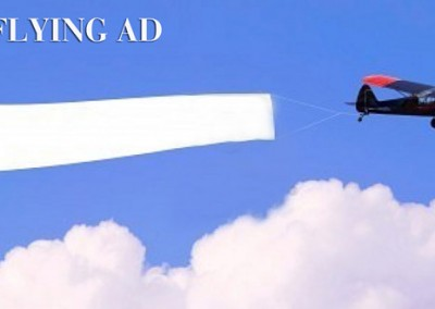 Soundmap / Flying Ad